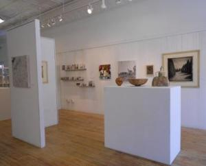 """Out of the South"", group show at Artstream"