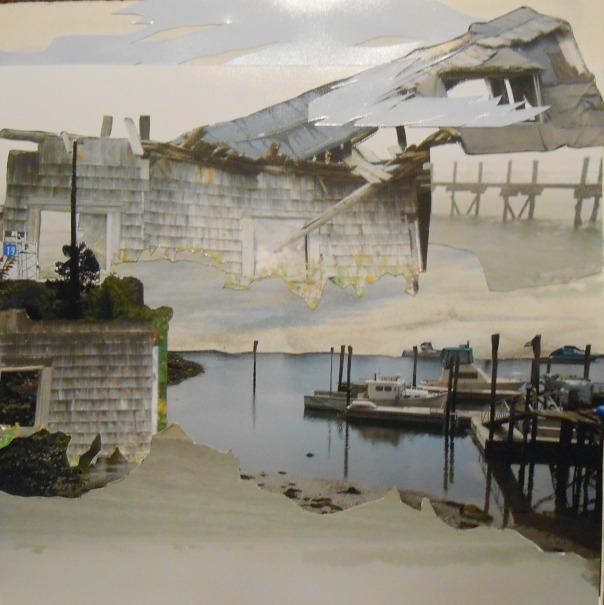 Seaside-homage to Sandy