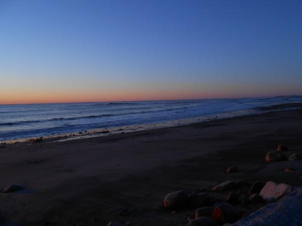 """""""Hampton Beach  seawall"""" (c) Daryl-Ann Dartt Hurst, 2013."""