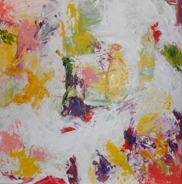 "Mongelati Lazulu 2, (c) Daryl-Ann Dartt Hurst, 2014, MM. 12"" x 12"""