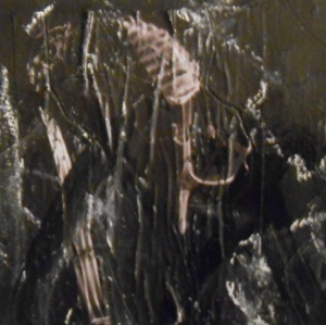 """What Remains"", (c) Daryl-Ann Dartt Hurst, mm, 6"" x 6"""