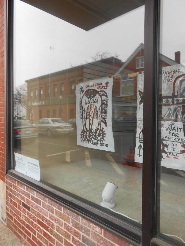 The Carney Mediacla storefront